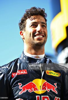 Daniel Ricciardo of Australia and Red Bull Racing walks in the Paddock during previews ahead of the Formula One Grand Prix of Belgium at Circuit de Spa-Francorchamps on August 25, 2016 in Spa, Belgium.