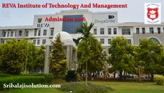 REVA Institute of Technology And Management (REVA ITM) - Sri Balaji Solution is the leading educational admission consultancy in Bangalore. We provide admissions in all top colleges and universities.    http://www.sribalajisolution.com/engineering-bangalore/reva-institute-of-technology-management-admission.html