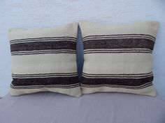 TURKISH KILIM Pillow Cover SET Organic Kilim by pillowsstore Kilim Pillows, Throw Pillows, Colorado Homes, Winter Park, Pillow Covers, Organic, Trending Outfits, Room, Vintage