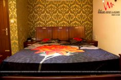 Interior View of Our wOrks #Bed room