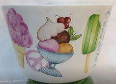 Ice cream - Pote de Helado por Fernanda Kelmanson