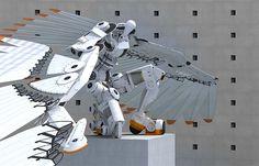 オリジナルロボット同人誌「ROBOT01」