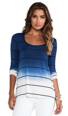 ombre and stripes - love it all