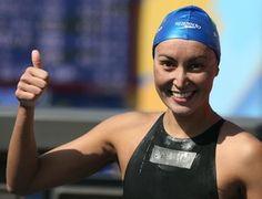 Blog Esportivo do Suíço: Poliana Okimoto leva a medalha de ouro dos 800m livre no José Finkel
