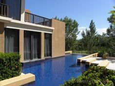 Private Pool of Pool Villa at Banyan Tree Mayakoba in Mexico