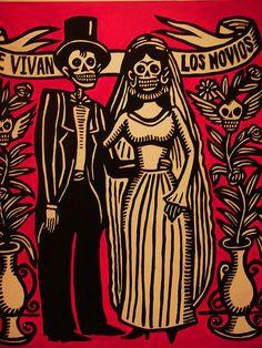 Los Novios by Artemio Rodríguez