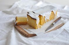 Lemon, Polenta and Almond Cake Gluten free