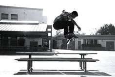 Nick Tucker - Switch Heel 2011 #losangeles #la #bw #skatelife #skateboard @nicktucker @primitiveskate @diamondsupplyco by paulomacedoo