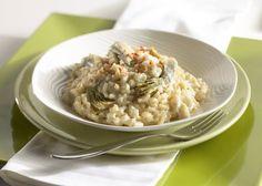 Vegetarian Dinner Idea: Artichoke Risotto