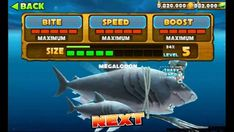 Hungry Shark Evolution Cheats is finally here. You no longer have to think and spend hours for getting Coins and Gems as now you can generate them. Cheat Online, Hack Online, Shark Games, Megalodon Shark, Gaming Tips, Website Features, Free Gems, Cheating, Evolution