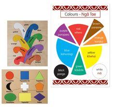 te reo maori early childhood resources - Google Search