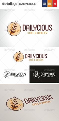 Daylicious — Vector EPS #farm #branding • Available here → https://graphicriver.net/item/daylicious/8518476?ref=rabosch