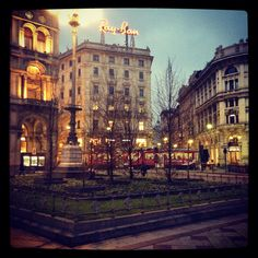 Milan in Color