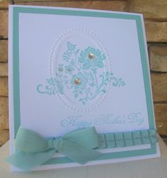 Vintage Mother's Day by calmag - Cards and Paper Crafts at Splitcoaststampers