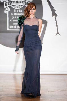 On Aura Tout Vu Spring 2013 Couture