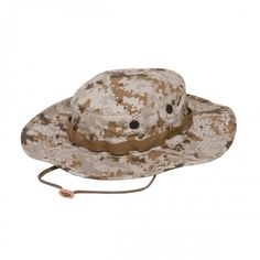 40467de9ffa Tru-Spec Polyester Cotton Rip-Stop Wide Brim Boonies Imported Military  specs Brass screen vents Adjustable chin strap. Captain Dave s · Boonie Hats