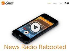 Apple cerca de comprar la app de podcasts Swell