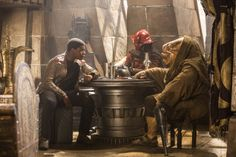 USA Today | The creatures of Star Wars: The Force Awakens