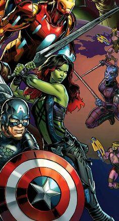 Gamora  - Avengers Alliance  °°