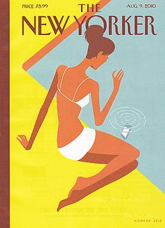 New Yorker.  Liberal, high brow, slightly smug, good writing.  Holler if ya heard.