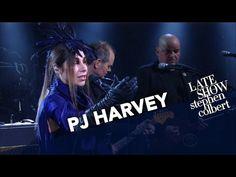PJ Harvey Performs 'The Community Of Hope'