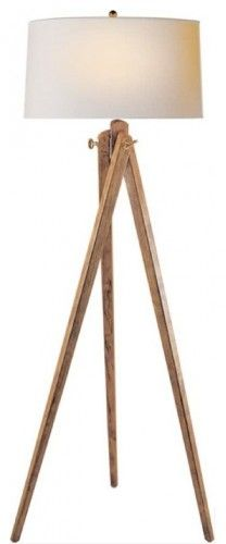 Tripod Floor Lamp by Sandy Chapman - contemporary - floor lamps - other metro - circalighting.com