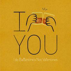I Ballantine's you