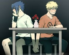 On a date by *DaiKai on deviantART-....i'm just in a mood for sasunaru clips today