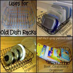 plastic food storage container organizer - Google Search