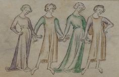 The Queen Mary Psalter 1310-1320 Royal MS 2 B VII  Folio 173v