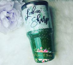 Hey, I found this really awesome Etsy listing at https://www.etsy.com/listing/525968796/glitter-dipped-rtic-cactus-tumbler-rtic
