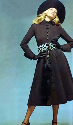 Willy van Rooy Vogue Italia 1970