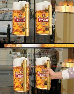 Creativas pegatinas para el uso en Marketing y Publicidad #stickers #ads