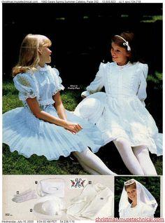 Girly Girl Outfits, Cute Girl Dresses, Little Girl Dresses, Retro Outfits, Vintage Outfits, Vintage Fashion, Flower Girl Dresses, Mommys Girl, Up Girl