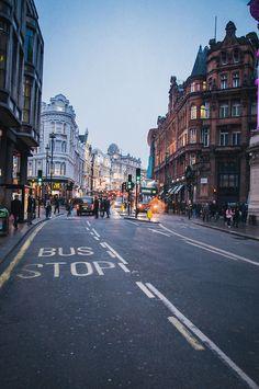 Gloomy - London