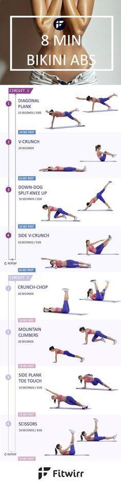 Bikini Ab Workout