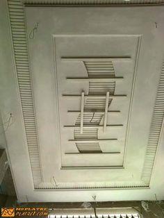 Décor de faux plafond suspendu