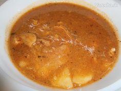 Gulášová polievka (fotorecept)