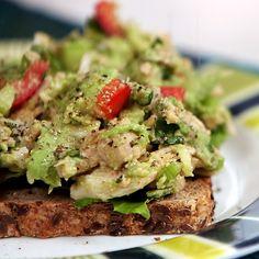 How to Make Healthier Chicken Salad