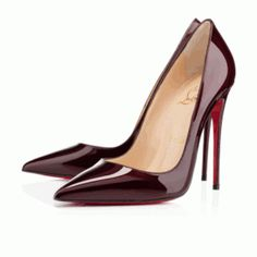 """Christian Louboutin's new So Kate 5 inch stiletto heels have created quite a stir, with the designer's website even asserting that So Kate is """"sure to gather a following just as devoted"""" as Louboutin's iconic Pigalle shoes. That's quite a claim given that Louboutin has himself described the classic, low-cut Pigalle as """"the design that ..."""
