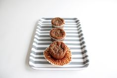 From the Kitchen: Banana Muffins {Gluten-Free}
