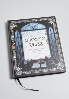 Chronicle Books Ghostly Tales: Spine-Chilling Stories of the Victorian Age Black Multi The Effective Pictures We Offer You About Books To Read fantasy A quality picture can tell you many things. I Love Books, Good Books, Books To Read, My Books, Book Cover Art, Book Cover Design, Book Design, Book Nerd, Book Club Books