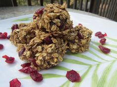 Cranberry Oatmeal Cookies | OAMC from Once A Month Meals