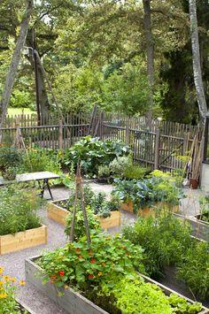 Garden Design, Planting and Gardening – Marika Delin Garden Veg Garden, Vegetable Garden Design, Edible Garden, Garden Cottage, Garden Paths, Garden Beds, Plein Air, Dream Garden, Garden Planning