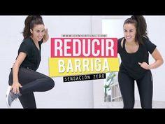Mejores ejercicios para reducir barriga y cintura   SENSACIÓN ZERO - YouTube