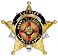 Santa Fe county Sheriff NM