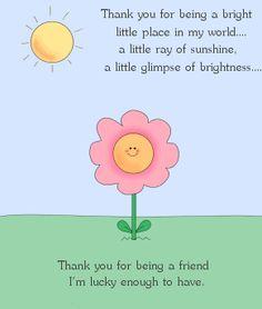 Bildergebnis für thank you for being a friend