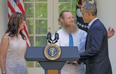 Bowe Bergdahl's Father Declares Muslim Victory – Obama Smiles as he Hears War Cry of Allah