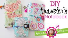 Create your own Traveler's Notebook with Craft Foam, Scrapbook paper and Mod Podge. Easy Paper Crafts, Foam Crafts, Scrapbook Paper Crafts, Diy Scrapbook, Diy Paper, Craft Foam, Paper Crafting, Scrapbooking, Travelers Notebook