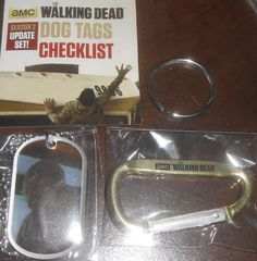 THE WALKING DEAD DOG TAGS  RV Walker  20 of 24 * Check this awesome product by going to the link at the image.